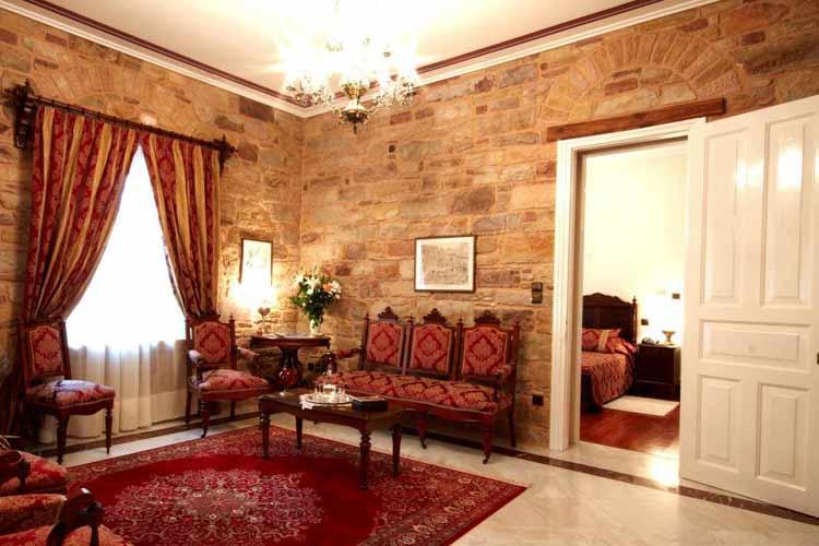 Suite - Argentikon Luxury Suites - Kampos