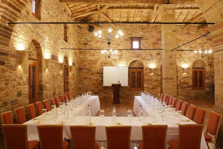Meeting Room - Argentikon Luxury Suites - Kampos