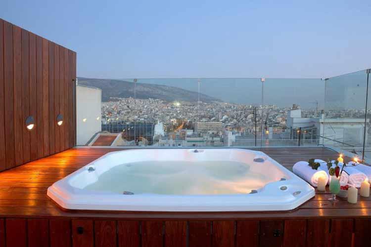Penthouse Suite - Periscope - Atenas