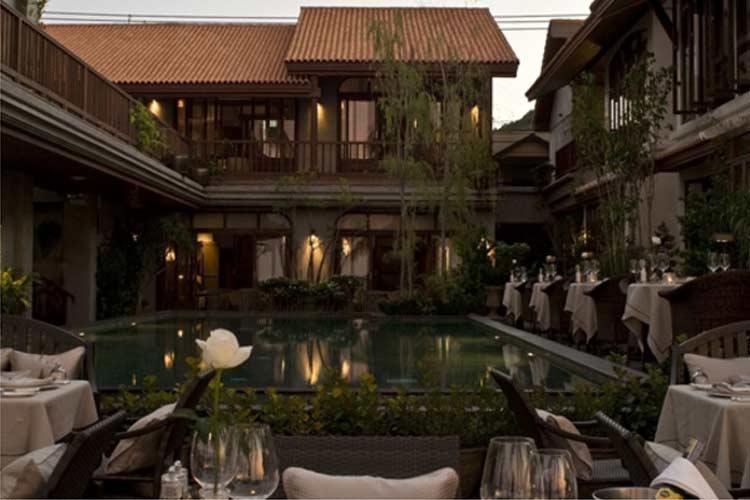 General View - The Scent Hotel - Ko Samui