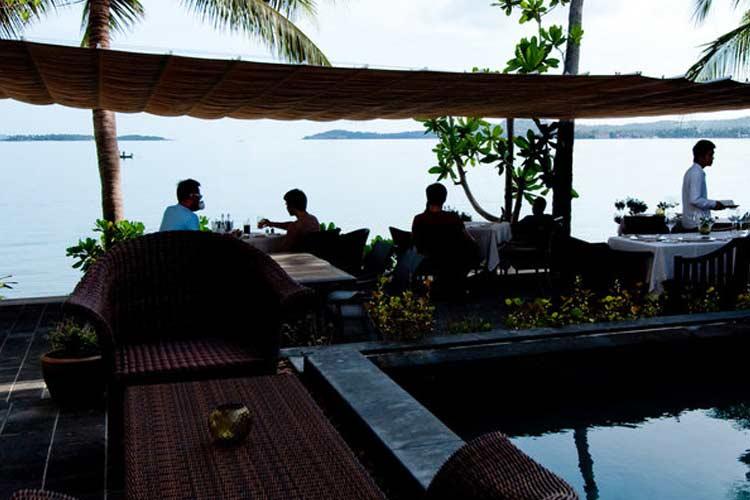 Restaurant - The Scent Hotel - Ko Samui