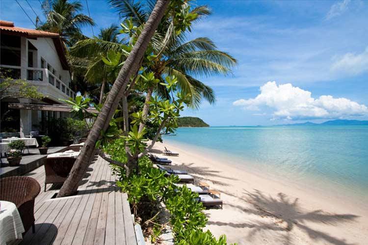 The Beach - The Scent Hotel - Ko Samui