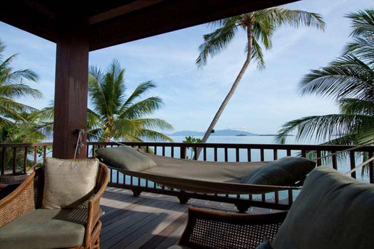 Porch - The Scent Hotel - Ko Samui
