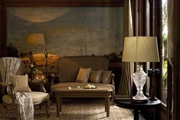 Living Room - The Scent Hotel - Ko Samui