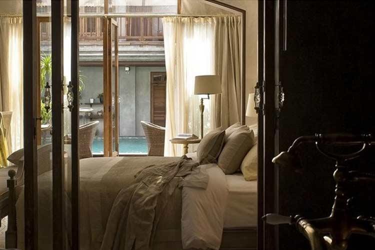 Sea Breeze Suite European Style - The Scent Hotel - Ko Samui