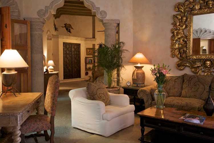Hacienda De Los Santos A Boutique Hotel In Sonora