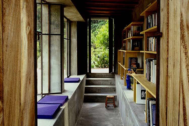 Library Doors - Verana - Puerto Vallarta