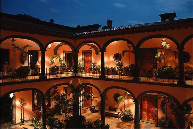 Hotel Hacienda San Antonio A Boutique Hotel In Colima