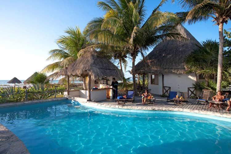 Ocean Bungalows - Xaloc Resort - Isla de Holbox