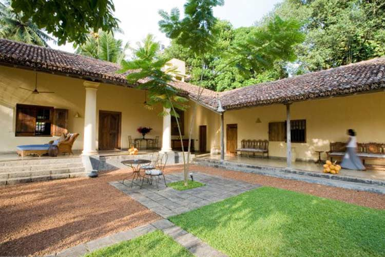 General View - The Sun House - Galle