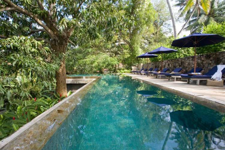 Pool - The Sun House - Galle
