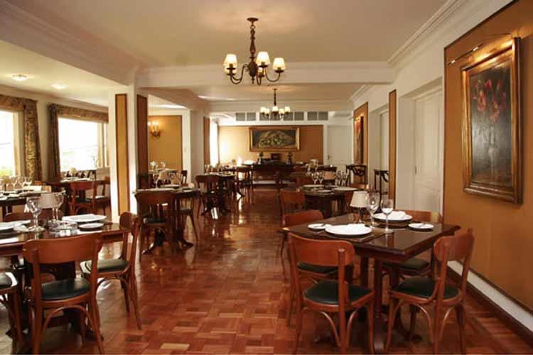 Dining Room - Solar de la Plaza - Salta