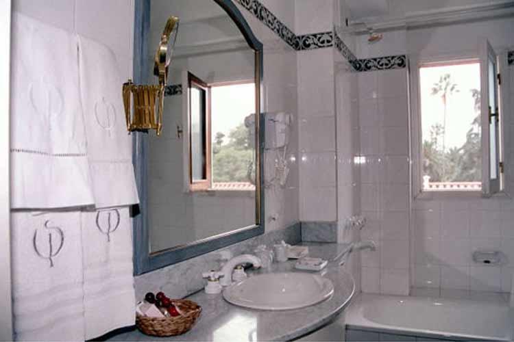 Bathroom - Solar de la Plaza - Salta