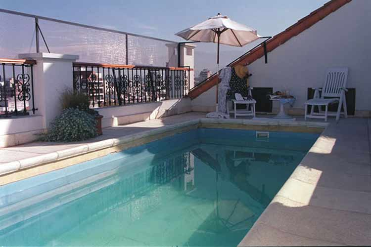 Swimming Pool - Solar de la Plaza - Salta