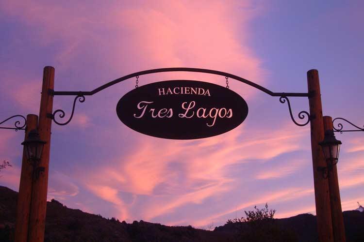 Front Door - Hacienda Tres Lagos - Aisén