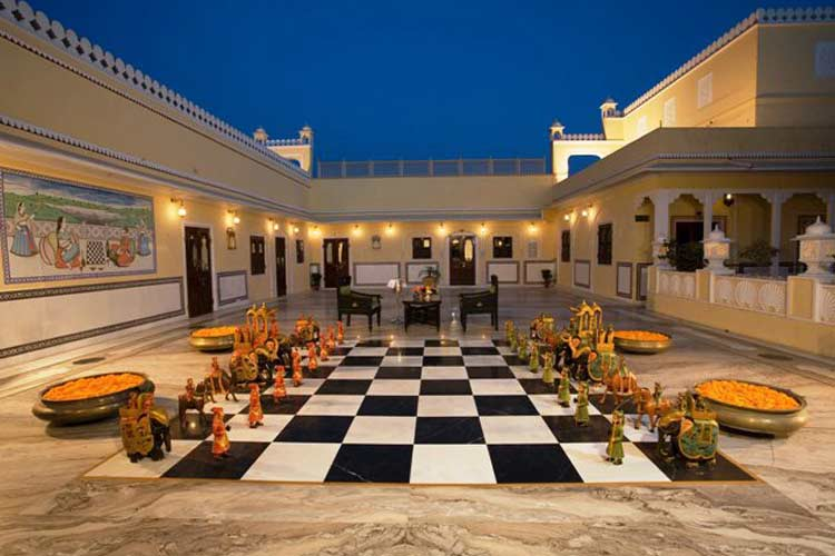 The raj palace ein boutiquehotel in jaipur for Great little hotels