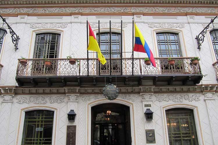 Front Door - Boutique Hotel Mansion Alcazar - Cuenca