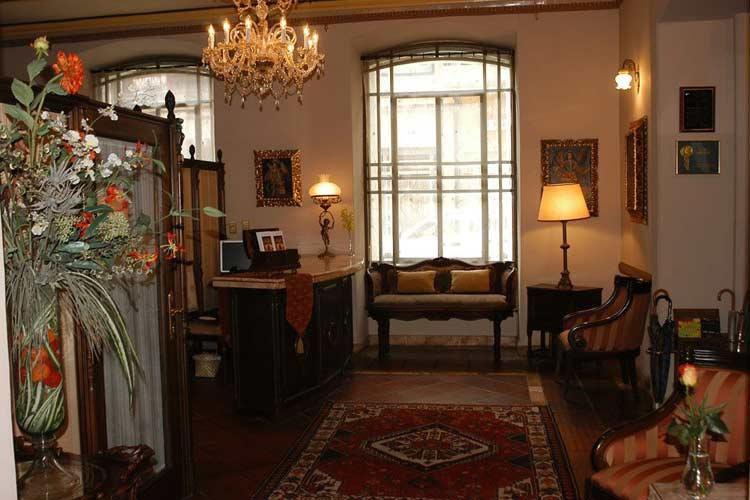 Reception - Boutique Hotel Mansion Alcazar - Cuenca