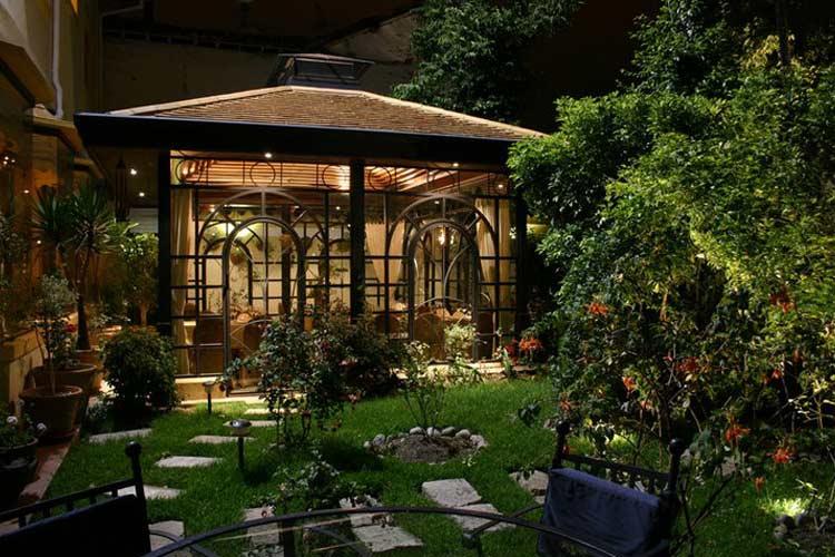The Pergola - Boutique Hotel Mansion Alcazar - Cuenca