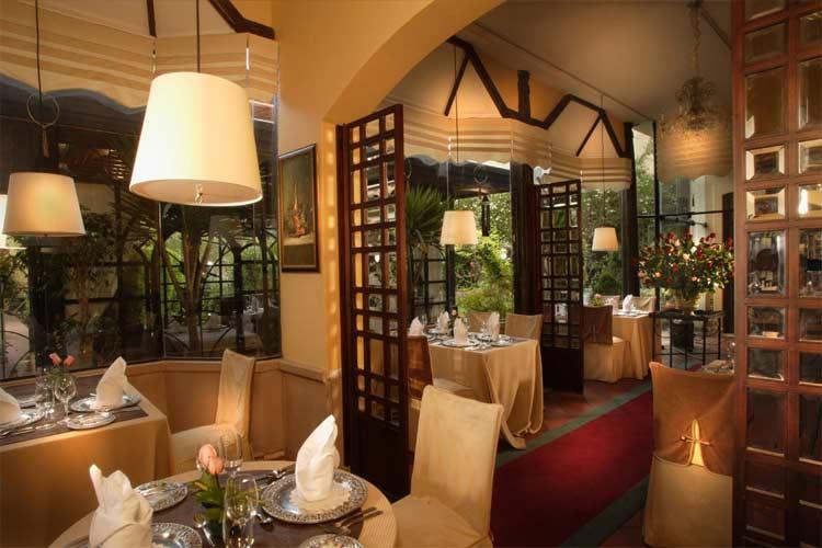 Restaurant - Boutique Hotel Mansion Alcazar - Cuenca