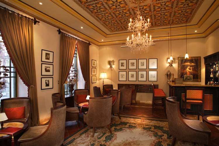 Le Bar - Boutique Hotel Mansion Alcazar - Cuenca