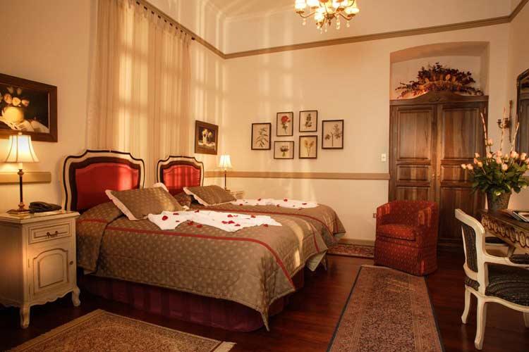 Floral Room - Boutique Hotel Mansion Alcazar - Cuenca