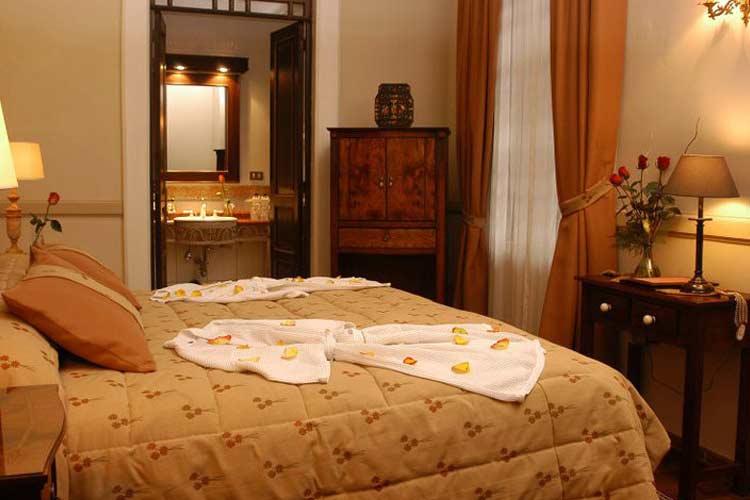 Chocolate Room - Boutique Hotel Mansion Alcazar - Cuenca