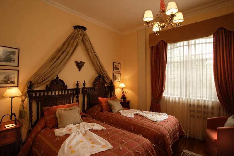 Basilica Room - Boutique Hotel Mansion Alcazar - Cuenca