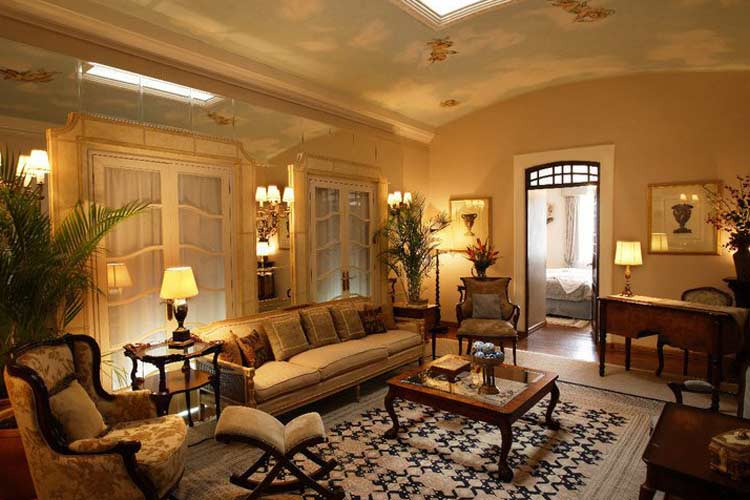 Cielo Suite - Boutique Hotel Mansion Alcazar - Cuenca