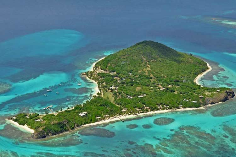 Private Island - Petit Saint Vincent Resort - Petit Saint Vincent