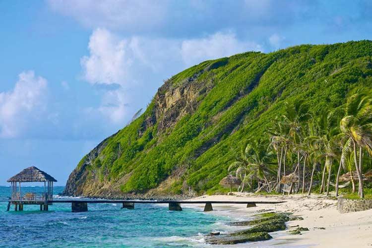 The Beach - Petit Saint Vincent Resort - Petit Saint Vincent