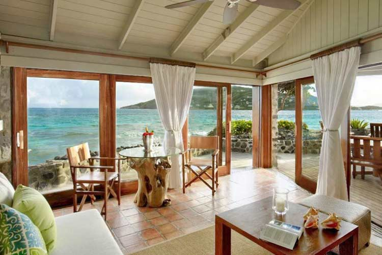 Cottage One Bedroom - Petit Saint Vincent Resort - Petit Saint Vincent