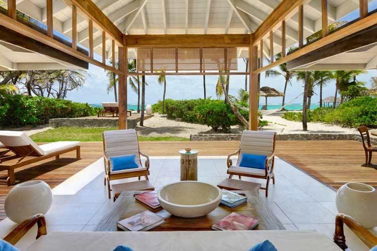 Cottage Two Bedroom - Petit Saint Vincent Resort - Petit Saint Vincent