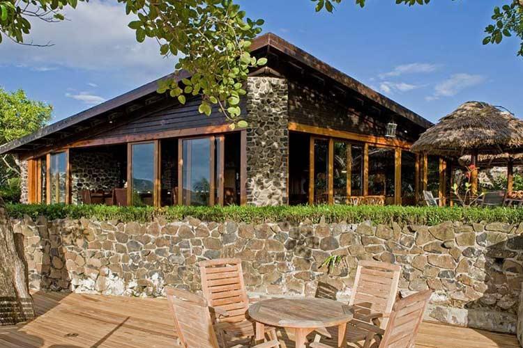 Main Restaurant - Petit Saint Vincent Resort - Petit Saint Vincent