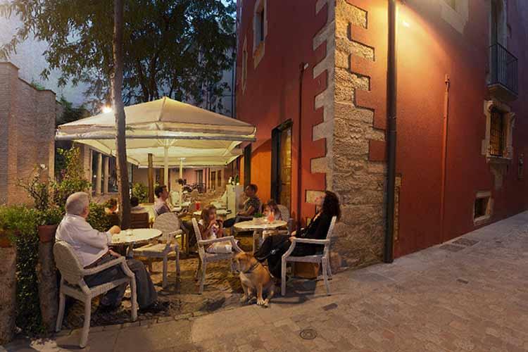 Terrace - Hotel Llegendes de Girona Catedral - Girona