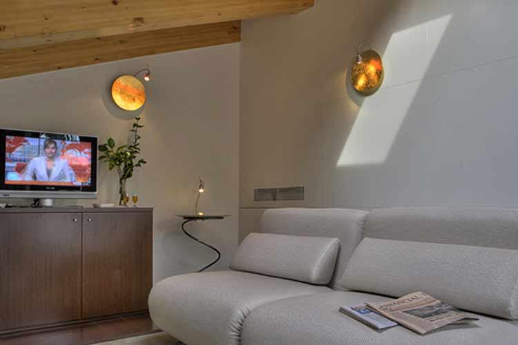 Junior Duplex Room - Hotel Llegendes de Girona Catedral - Girona