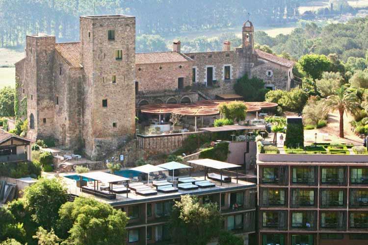 General View - Castell d'Empordà - Costa Brava