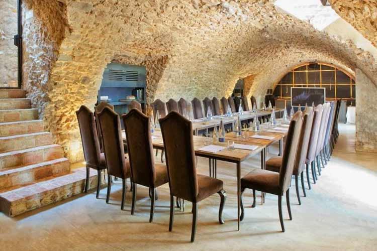Meeting Room - Castell d'Empordà - Costa Brava