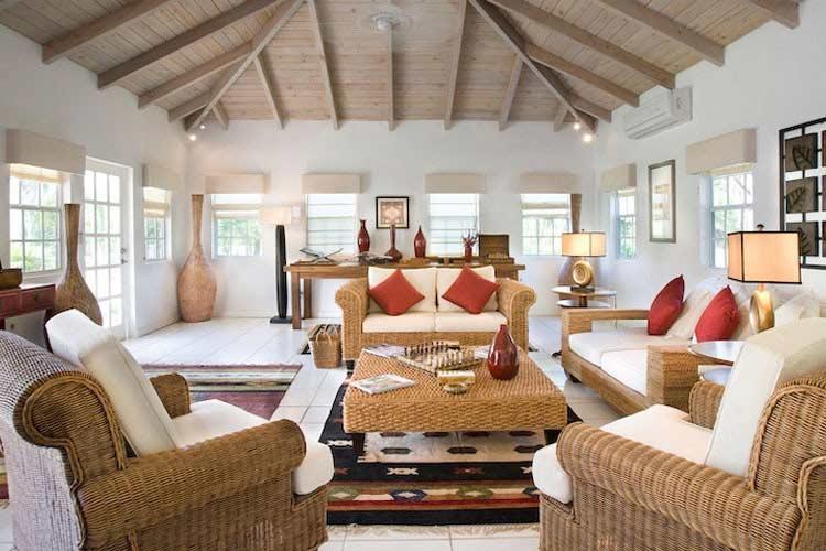 Living Room - The Inn At English Harbour - Saint John's