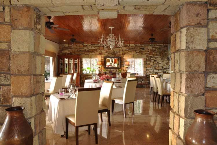 Restaurant - The Inn At English Harbour - Saint John's