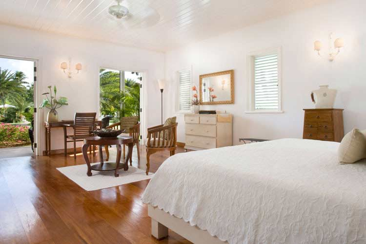 Junior Suite - The Inn At English Harbour - Saint John's