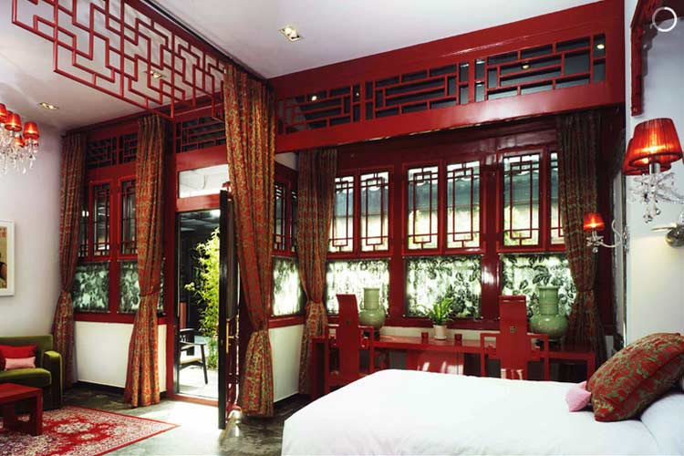 Du ge courtyard boutique hotel ein boutiquehotel in beijing for Great little hotels