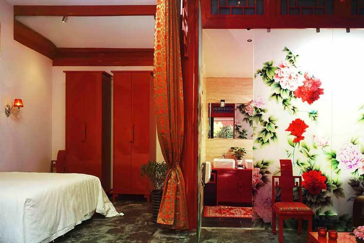 The Peony Pavilion - Du Ge Courtyard Boutique Hotel - Beijing