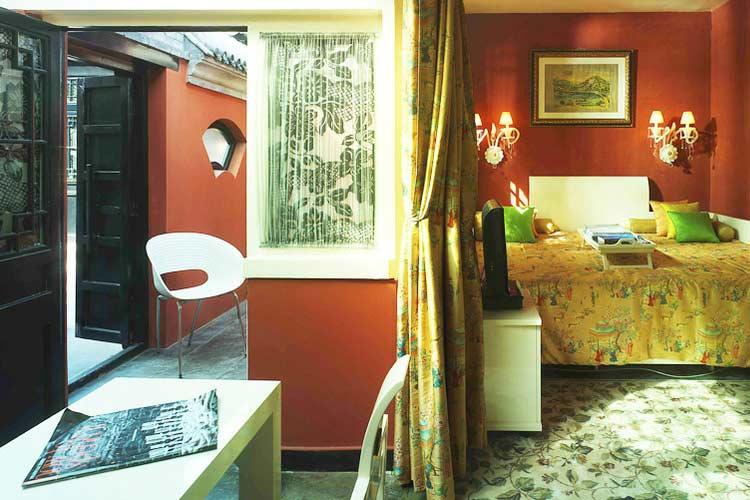 The Silk Road Courtyard - Du Ge Courtyard Boutique Hotel - Beijing