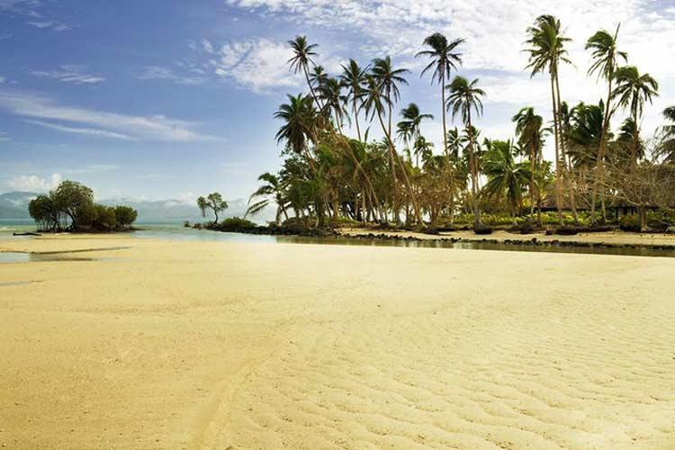 The Beach - J-M Cousteau Fiji Islands Resort - FIJI