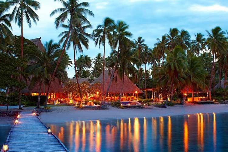 General View - J-M Cousteau Fiji Islands Resort - FIJI
