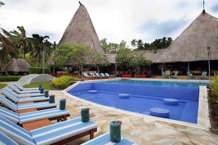 Pool - J-M Cousteau Fiji Islands Resort - FIJI