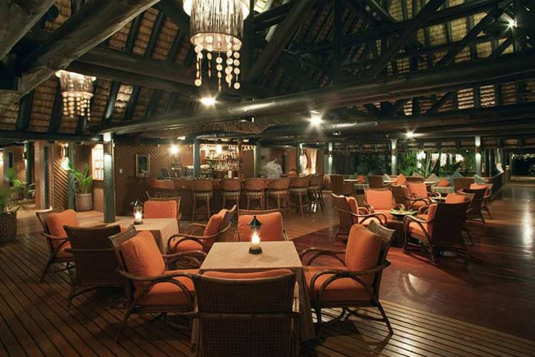 Lounge - J-M Cousteau Fiji Islands Resort - FIJI