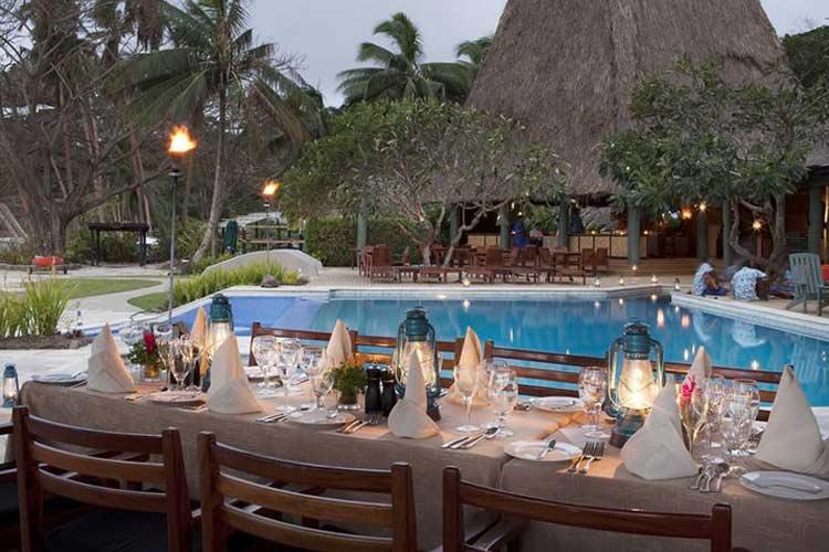 Dining - J-M Cousteau Fiji Islands Resort - FIJI