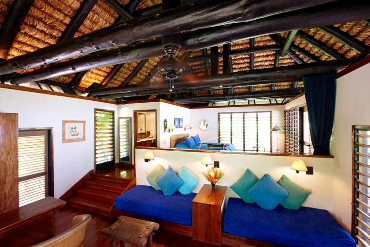 Point Reef Bures - J-M Cousteau Fiji Islands Resort - FIJI